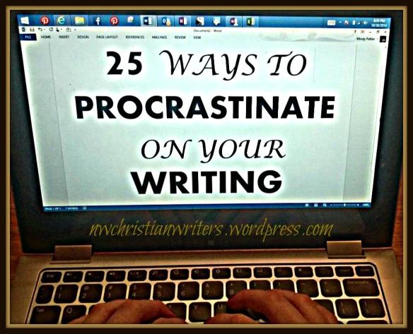 Procrastination pm