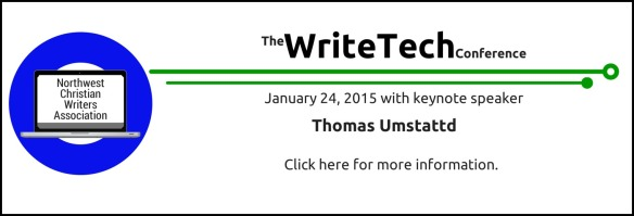 WriteTech Conference with keynote speaker Thomas Umstattd Jr.