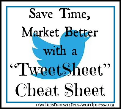 A TweetSheet is a Twitter Cheat Sheet used for an effective social media campaign.