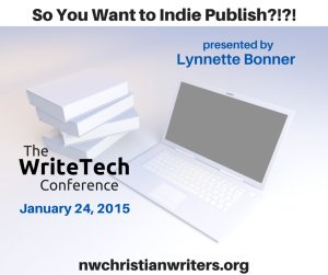 So You Want to Indie Publish-!-!