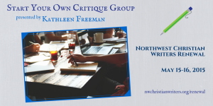 Start Your Own Critique Group