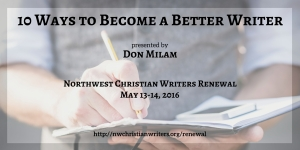10 Ways to Become a Better Writer