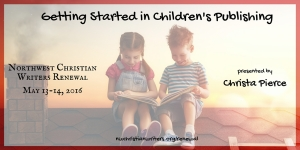 Getting Started in Children's Publishing