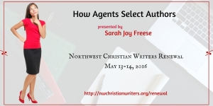 How Agents Select Authors